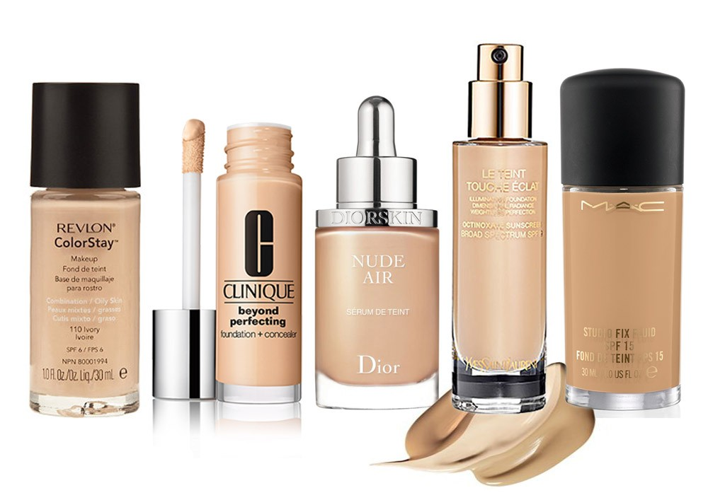 top rated makeup foundation
