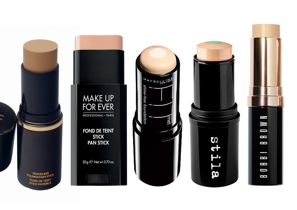 How to Apply Stick Foundation