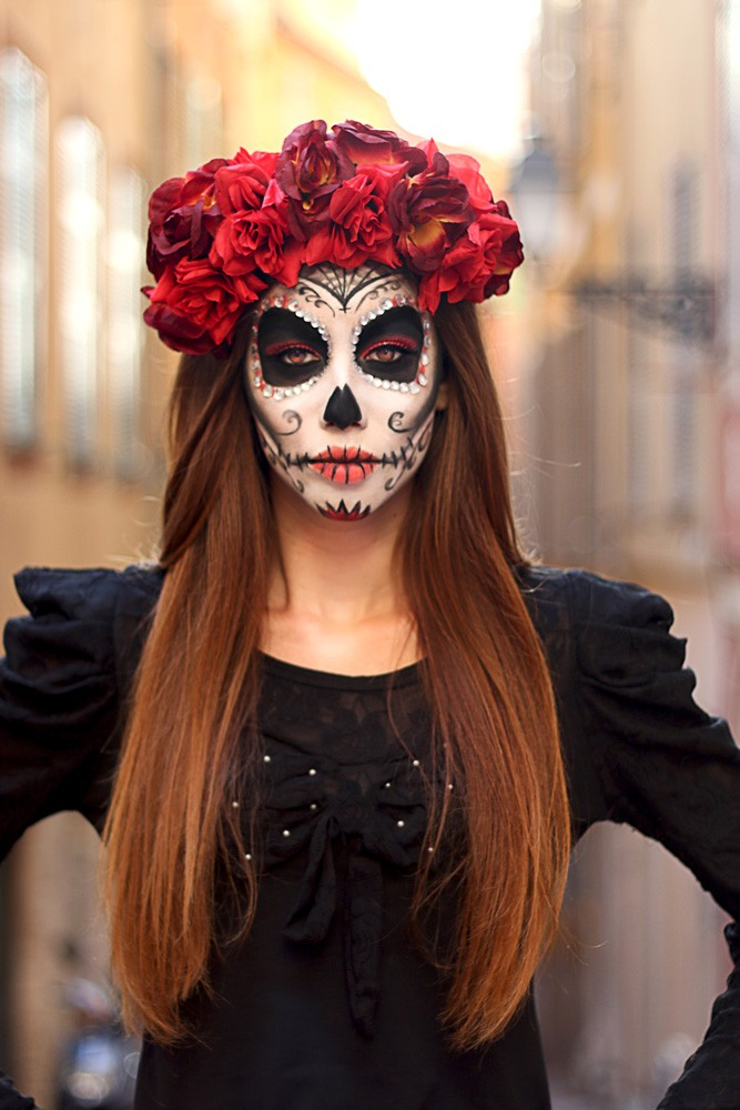 Bekannt Sugar Skull in Nice, South of France TV27