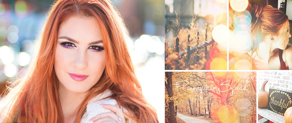 Fall Beauty Trend: Pumpkin Spice