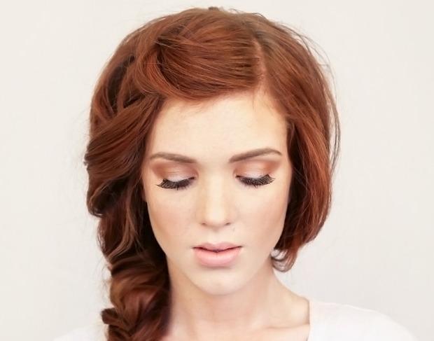 10 makeup tips for redheads. Black Bedroom Furniture Sets. Home Design Ideas