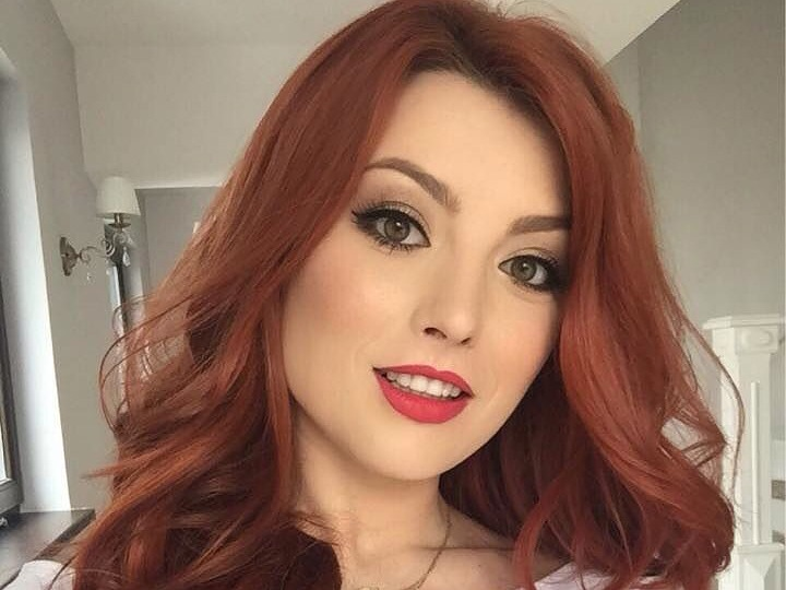 Pictures of makeup best for redheads